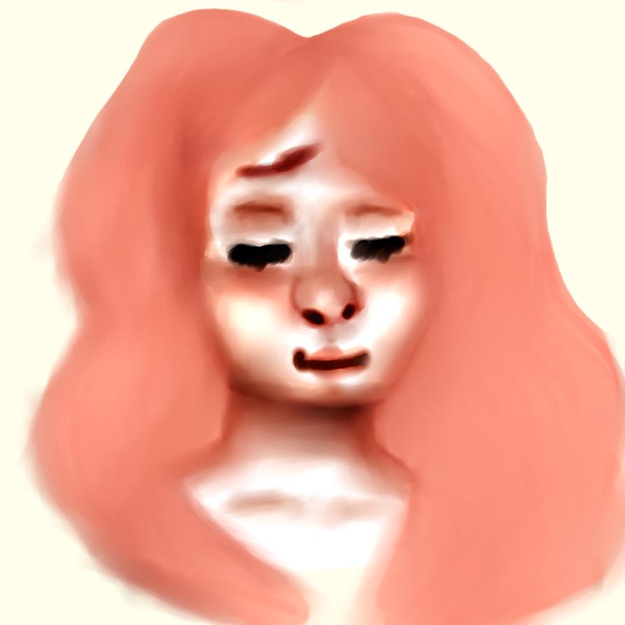 Peach by Pockyseed