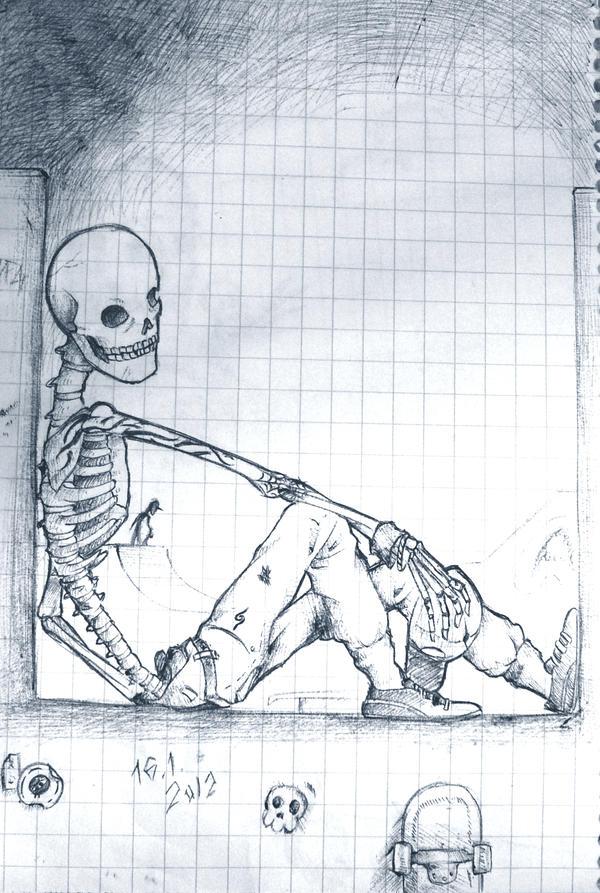 Skeleton by 1idiz