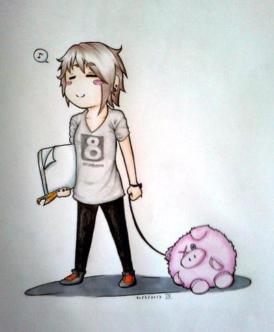 Doodle by 1idiz