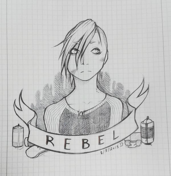 rebel by 1idiz