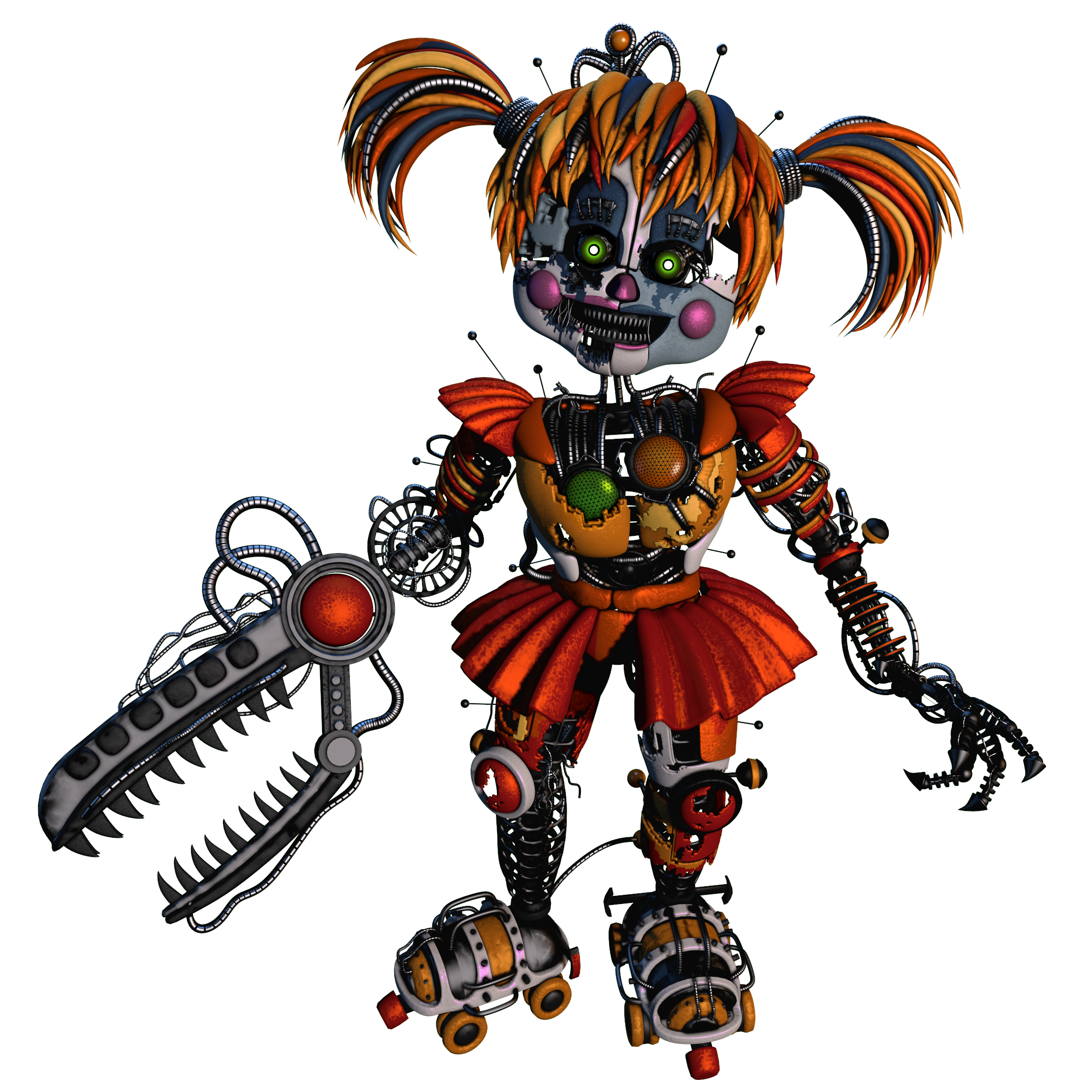 [FNaF 6 FFPS] By FriskYT On