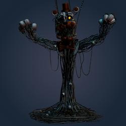 Molten Freddy V4 by FriskYT