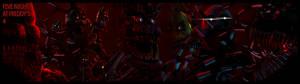 FNaF: 4 - Five Night's at Freddy's 4