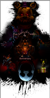 Five Night's at Freddy's 4: Fourth Anniversary