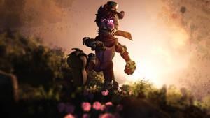 Persona - Sunset Exploring