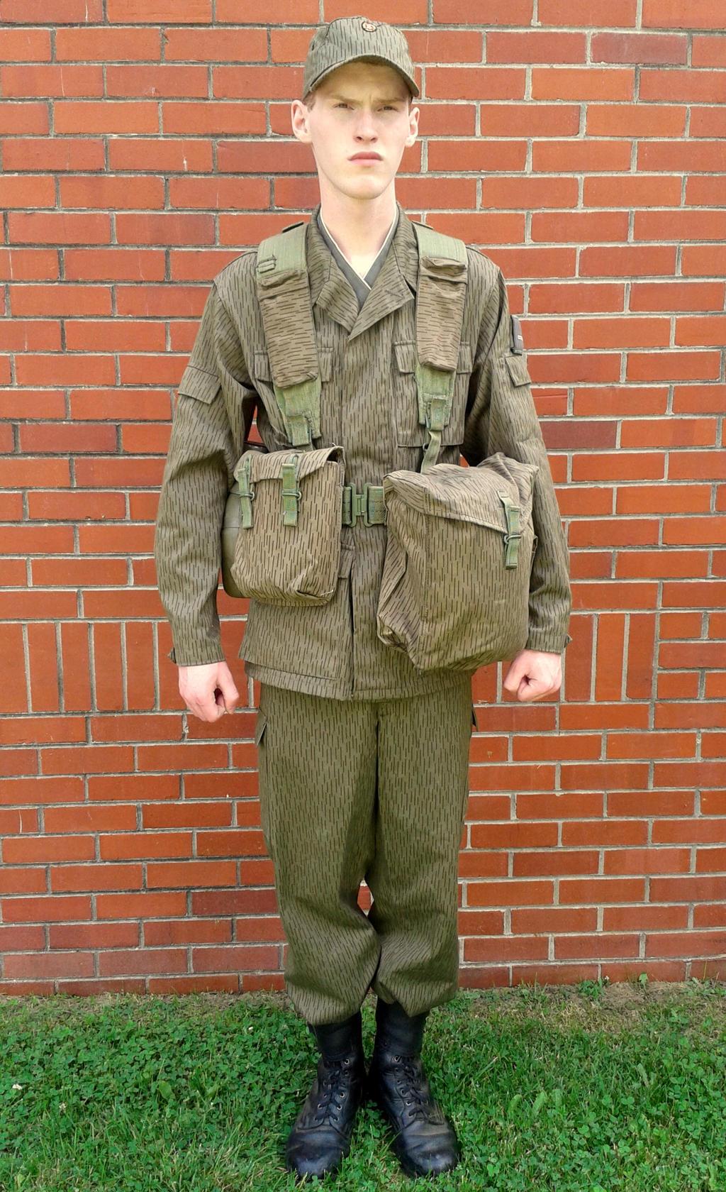 east german harness