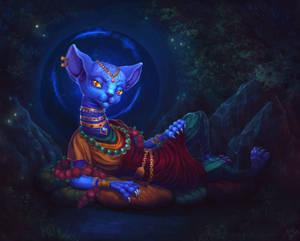 Sacred Kitty
