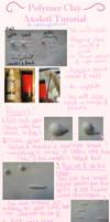 Polymer Clay Axolotl Tutorial by LightningMcTurner
