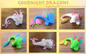 Goodnight Dragons by LightningMcTurner