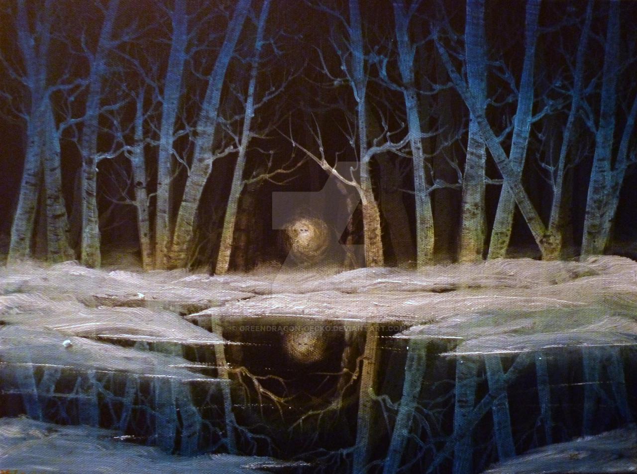 the magic of the birch lake