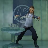 Young waterbender