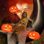 halloween prince by greendragon-gecko