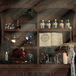 Mage Cabinet