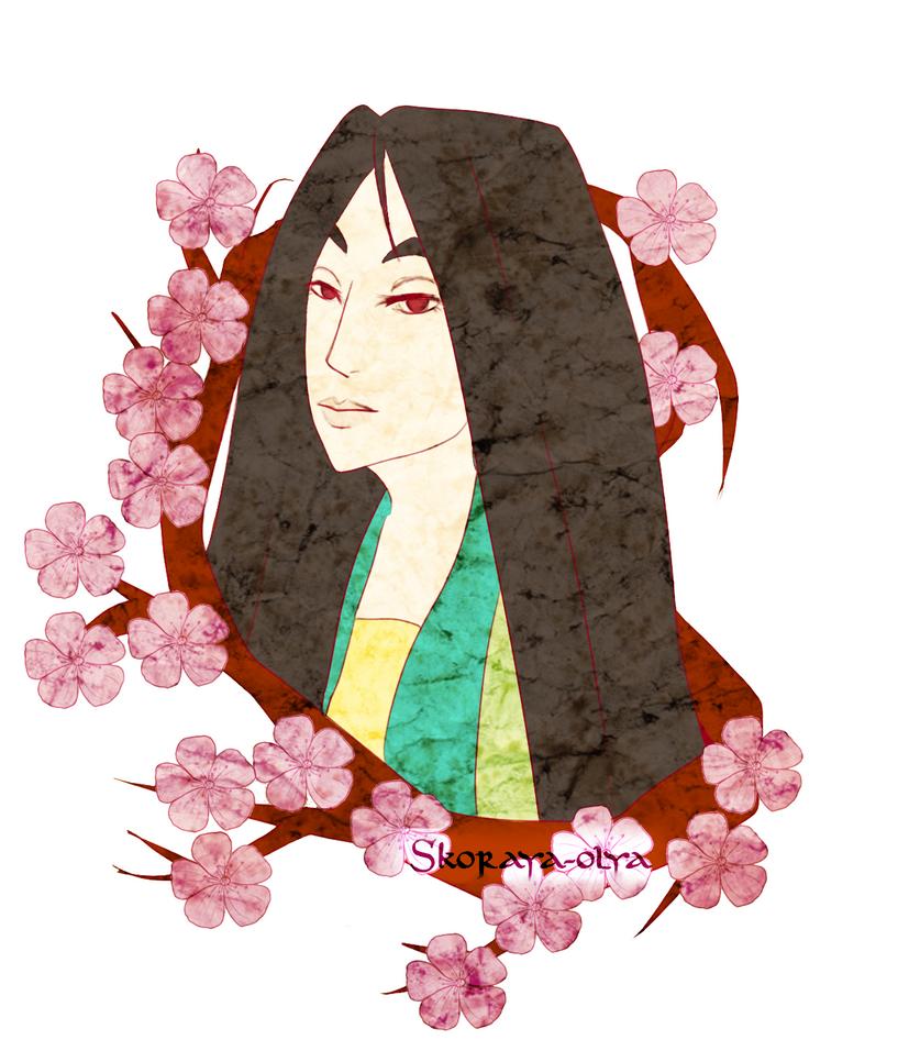 Mulan by Skoraya-olya