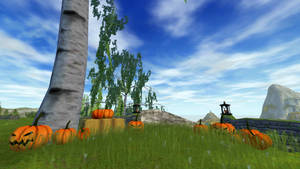 Silverglade Manor Halloween 1