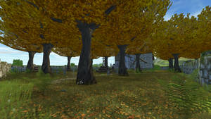 Storm Garden Abadoned Farm 1
