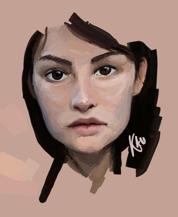 ArtRage Portrait