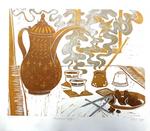 Arabian Coffee by kaupaint