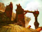 ruined cloud city
