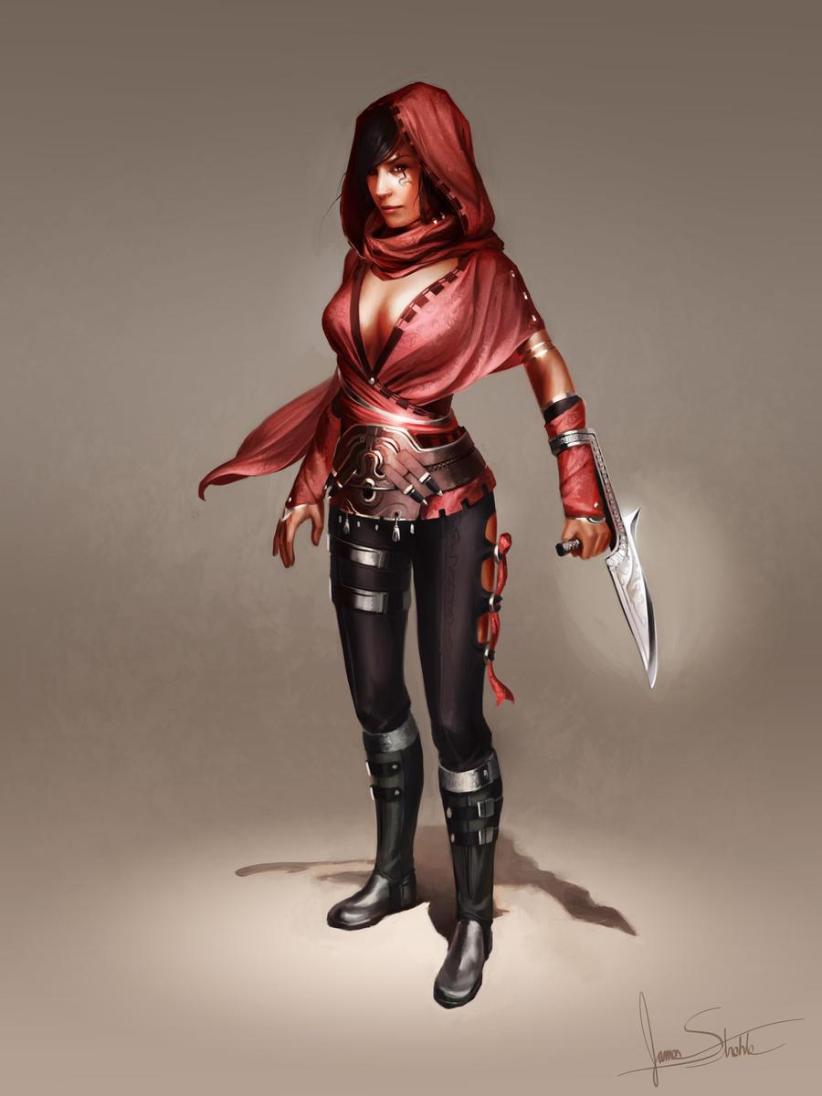 assassin by jameswolf