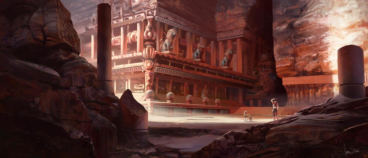 canyon secrets by jameswolf