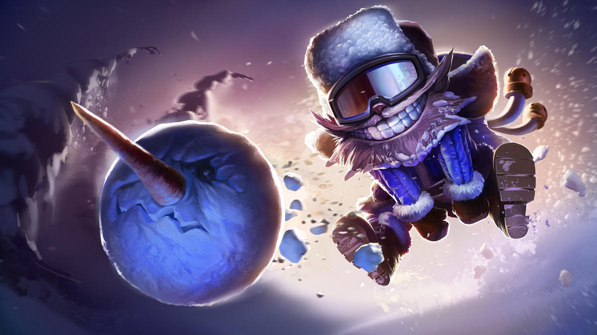 Riot SnowDayZiggs Final small by jameswolf