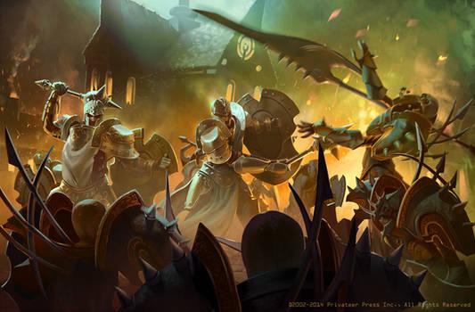 NQ 55 precursor Knights