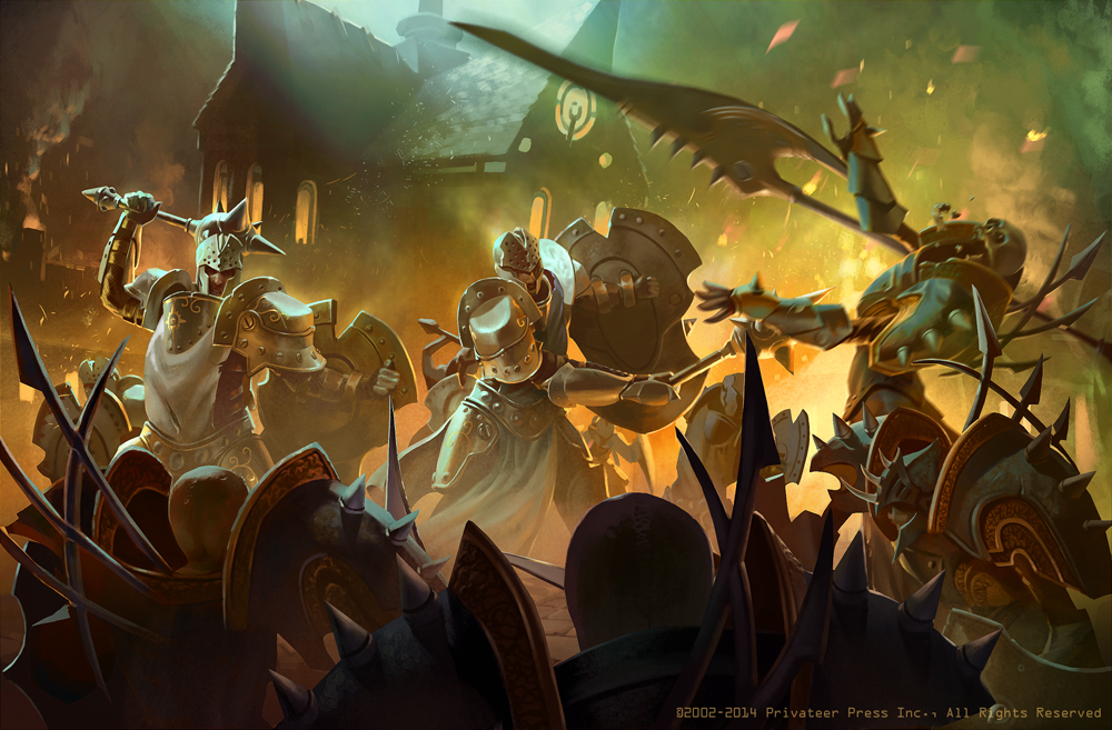 NQ 55 precursor Knights by jameswolf