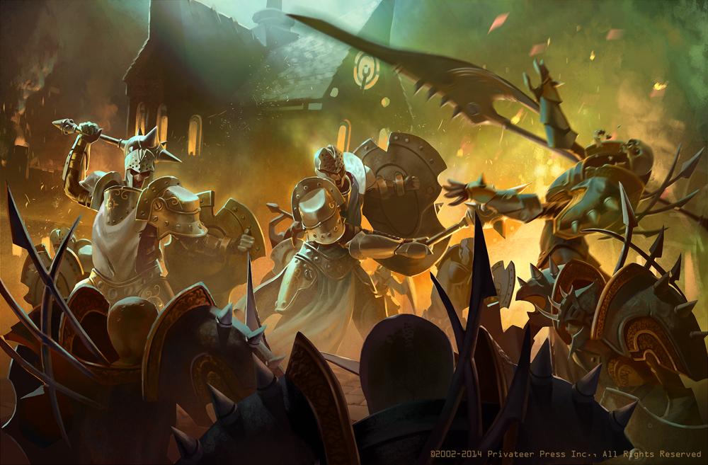 NQ 55 precursor Knights by jameswolf