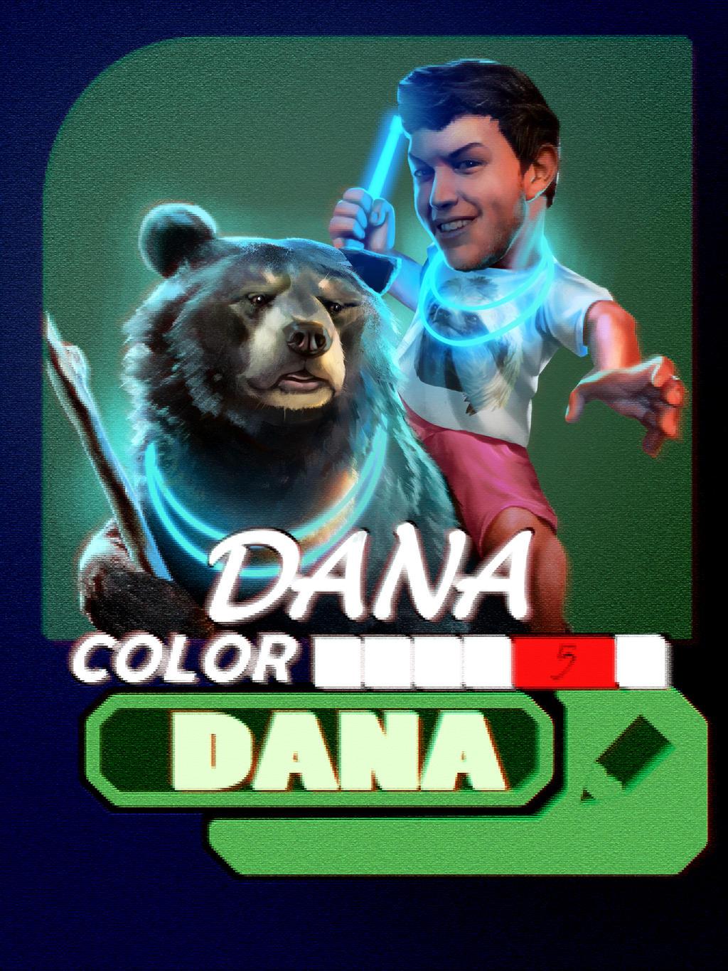 Dana V2 Small by jameswolf
