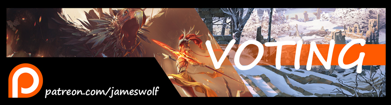 Patreon Voting 1 by jameswolf