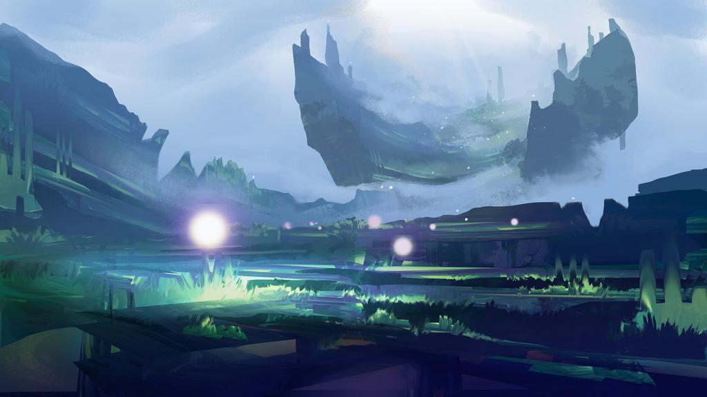 Kingdom Of Dreams 30m Small by jameswolf