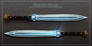 dagger by Bing0ne