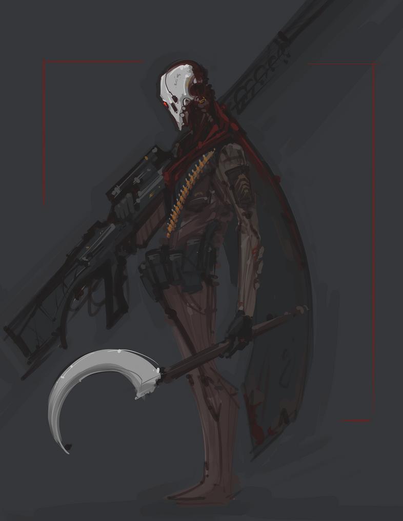 Reaper by Bing0ne
