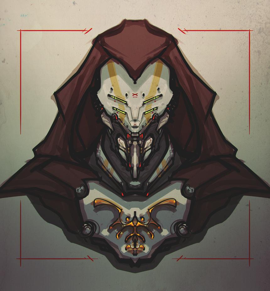 Hunter sketch by Bing0ne