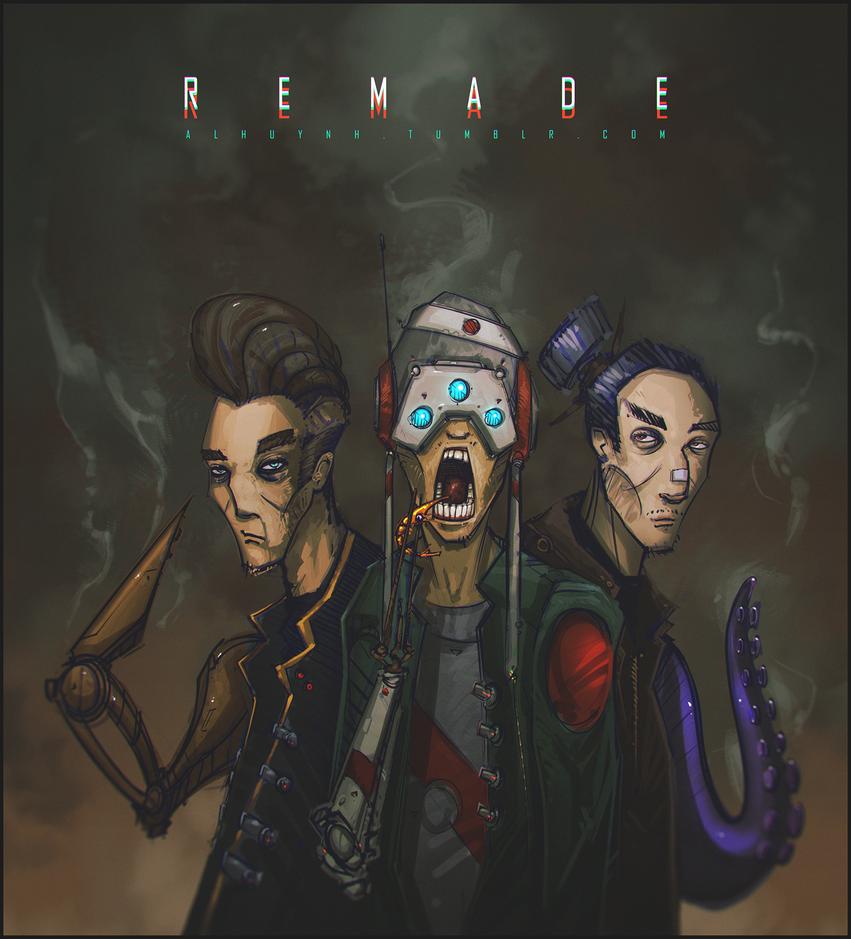 Remade by Bing0ne