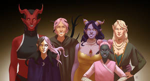 DnD Group : Commission