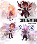 [ CLOSE ] Adoptable Angels and Demons