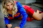 Supergirl Injured