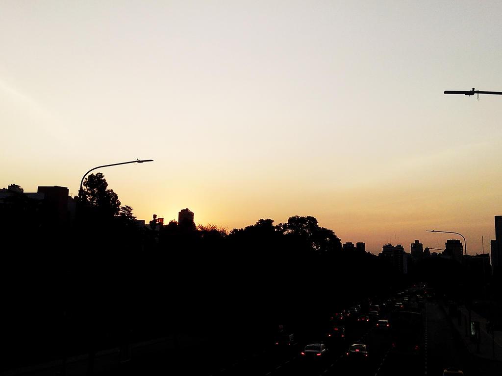 March sunset by jorjalinotype