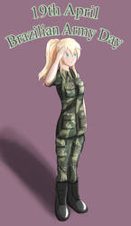 mizuhu army day