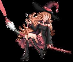 Mizuhu Witch