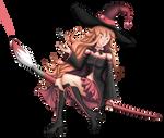 Mizuhu Witch by Mizuhu