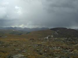 Northern Colorado - Mild Desolation by Pincushion-Stock