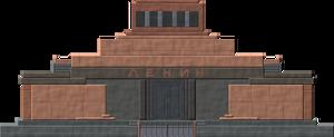 Lenin's Mausoleum by Herbertrocha