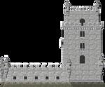 Belem Tower by Herbertrocha