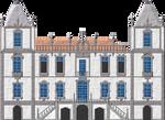 Freixo Palace by Herbertrocha