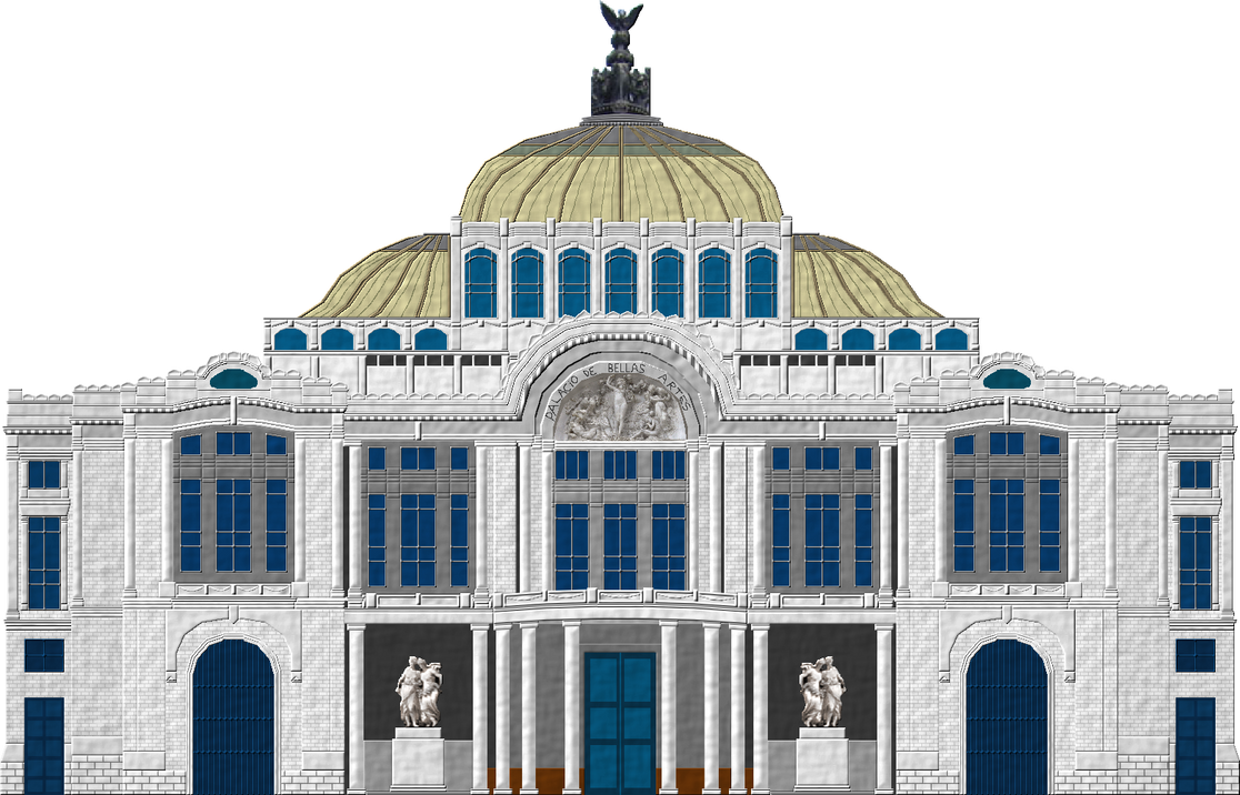 Bellas Artes Palace by Herbertrocha on DeviantArt