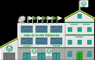 Clube Palmeirense by Herbertrocha