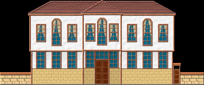 Turkish House 2 by Herbertrocha